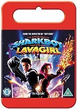 Shark Boy and Lava Girl Carry Case [Reino Unido] [DVD]