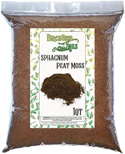 Natural Sphagnum Peat Moss Organic Soil Conditioner Potting Soil Soil Amendment Media Nutrient product image