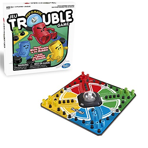 Jeu Trouble Hasbro Gaming  Article: A5064 - 0