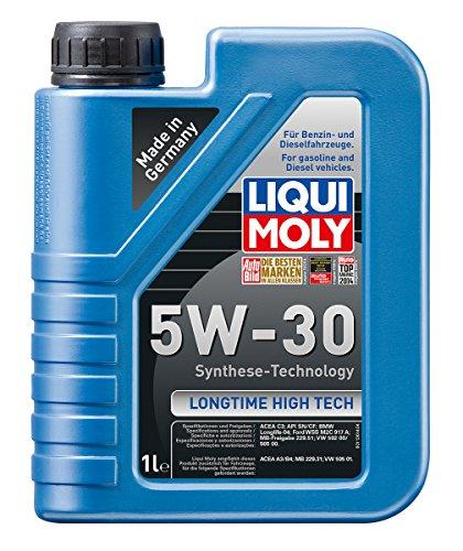 LIQUI MOLY 1136 Longtime High Tech Motoröl 5W-30, 1 L