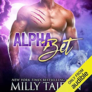Alpha Bet: Paranormal Shifter Romance audiobook cover art