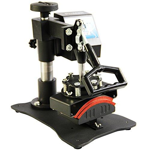 PixMax Sublimación de Gorras e Impresora Prensa de Calor Maquina ...