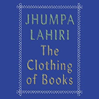 The Clothing of Books audiobook cover art