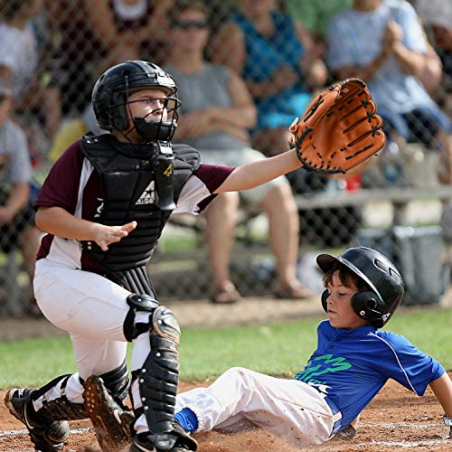 FerDIM Baseball Glove Teeball Glove for Kids/Youth/Adult Left Hand Glove, Right Hand Throw