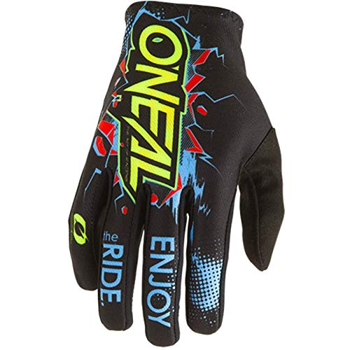 Matrix Youth Glove Villain Black S/3-4