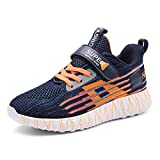 CELANDA Zapatillas de Running para Unisex Niños Calzado Deportivo Niños Niñas Calzado Transpirables Ligeros Zapatillas de Tenis de Entrenamiento Escolar Atletismo Sneakers 26-37EU