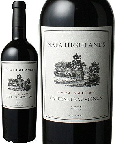ナパ・ハイランズ カベルネソーヴィニヨン ナパヴァレー 2016 赤 ワイン/アメリカ