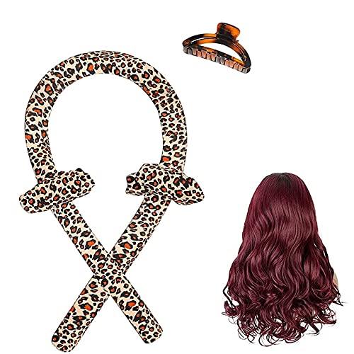 Mzeyuan Heatless Curls, Seidenhaar...