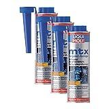 Liqui Moly MTX Vergaser-Reiniger Vergaserreiniger Kraftstoff-Additiv 3X 300ml