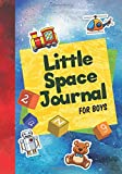 Little Space Journal for Boys: Age Regression Diary with Both Guided and Lined Pages