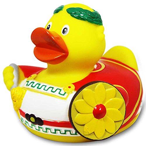 Paperella da bagno City Duck Rom