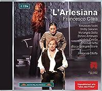 Cilea:L'Arlesiana [Orchestra Filarmonica Marchigiana,Francesco Cilluffo] [DYNAMIC: CDS7688/1-2] by Orchestra Filarmonica Marchigiana (2015-07-23)