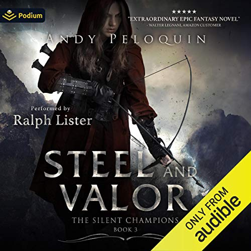 Steel and Valor  By  cover art