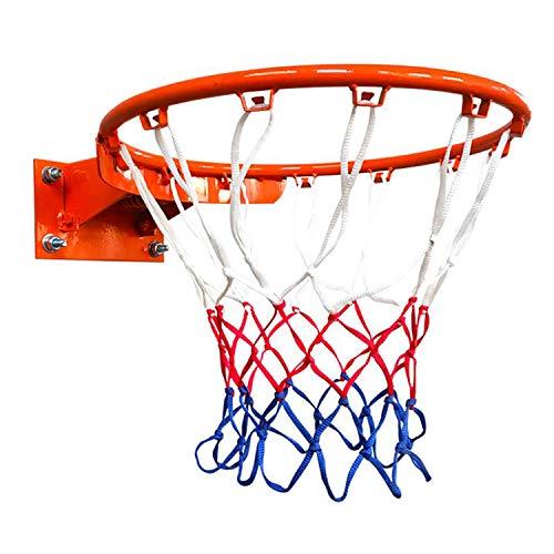 ZZLYY Portátiles De Baloncesto, Aro De Baloncesto Deportivo Juvenil De Juguete para Niños, Aro De Baloncesto Interior Y Exterior con 2 Redes De Baloncesto,A