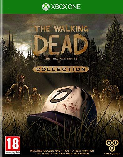 Desconocido Colección Walking Dead Serie Telltale