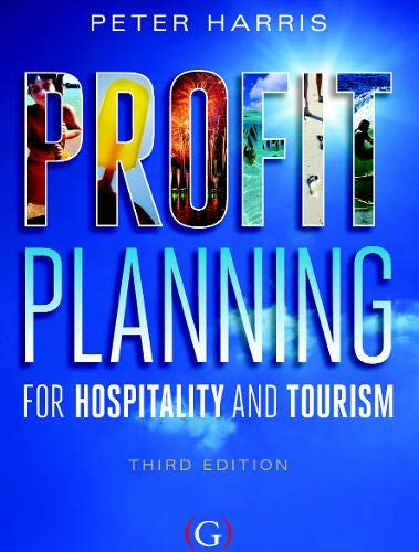 Profit Planning: For Hospitality and Tourism Extended Edition