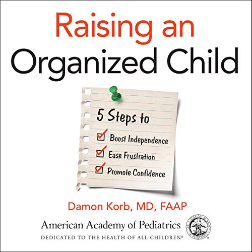 Raising an Organized Child  By  cover art
