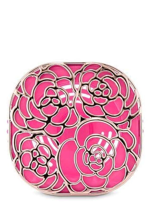 対立バー咲く【Bath&Body Works/バス&ボディワークス】 車用芳香剤 セントポータブル ホルダー (本体ケースのみ) ローズ Scentportable Holder Rose Vent Clip [並行輸入品]