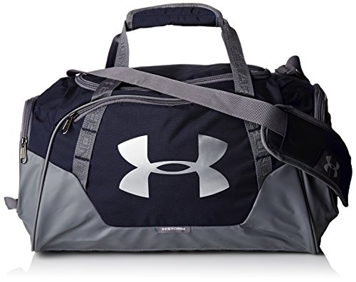 Under Armour UA Undeniable Duffle 3.0 Xs Sporttasche, Blau (Midnight Navy), 50,8x 26,2x 23,9 cm (32L)