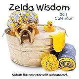 Zelda Wisdom 2017 Calendar