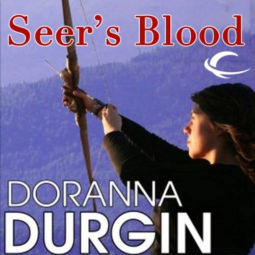 Seer's Blood audiobook cover art
