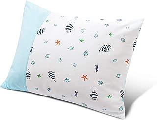 Toddler Pillow with Pillowcase, Kids Pillow for Sleeping (13