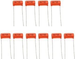Ceramic Capacitor 0.022uf 223J 600V for Electric Guitar Accessories Orange