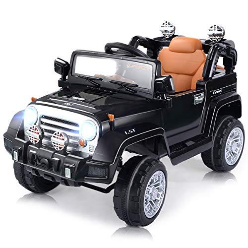 Costzon Ride On Jeep Car, 12V...