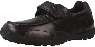Geox Boy's JR W.SNAKE MOCASSINO Shoe