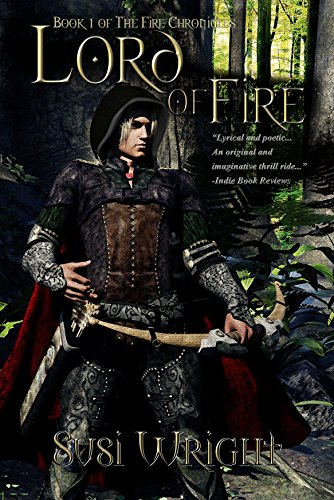 Book: Lord of Fire by Susi Wright