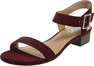 Women's Samara Low Block Heel Sandal