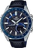 Casio Reloj para Hombre de Cuarzo con Correa en Acero Inoxidable ERA-120BL-2AVEF