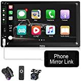 Best Bluetooth Car Audio Receivers - Hieha Double Din Car Stereo with Bluetooth Car Review