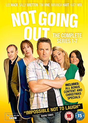 Not Going Out - The Complete Series 1-7 - Not Going Out - The Complete Series 1-7 (1 DVD)