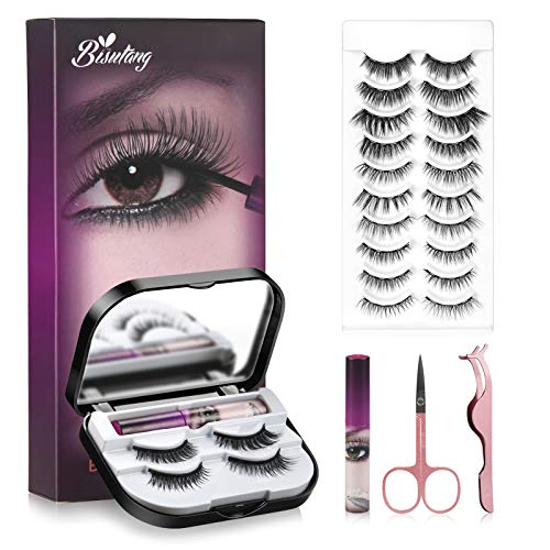 Extra $8 off Magnetic Eyelashes with Eyeliner Clip the Extra $8 off Coupon & add lightning deal price 2