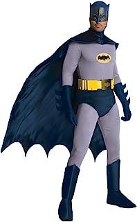 Rubie`s Costume Grand Heritage Classic TV Batman Circa 1966 Costume