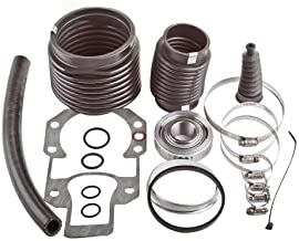 TBVECHI Bellow Alpha 1 One Gen II 2 Transom Service Gimbal Shift Cable Bellows Kit Mercruiser OEM 30-803099T1