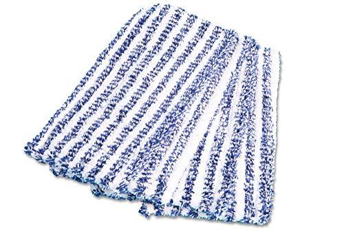 4 Hochwertige Reinigungstücher passend für Vorwerk SP530 SP520 Saugwischer/Wischsauger/Hartbodenreiniger