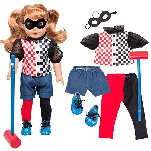 51BPrYpA-DL Harley Quinn Dolls
