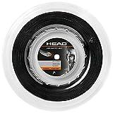 HEAD Unisex-Erwachsene Velocity MLT Rolle Tennis-Saite, Black, 17