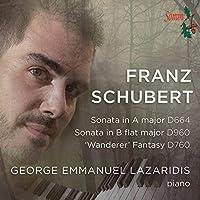 Piano Music by FRANZ SCHUBERT (2014-02-11)