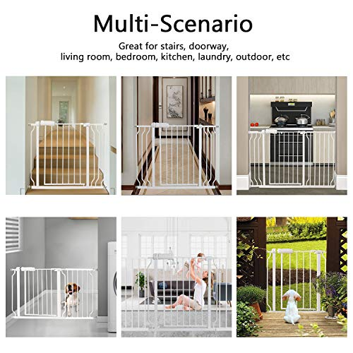 51BPrz boL The 7 Best Pressure Mounted Baby Gates of [2021 Review]