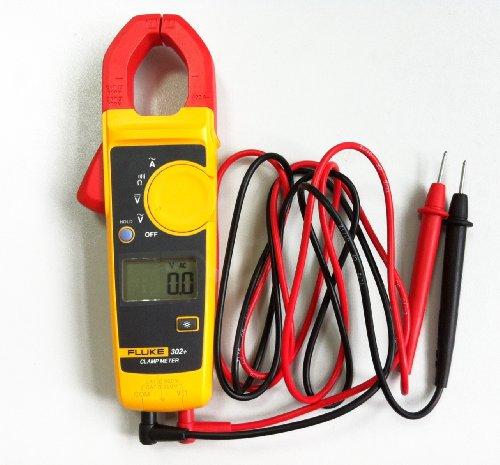 Fluke 302+ Digital Clamp Meter AC/DC Multimeter