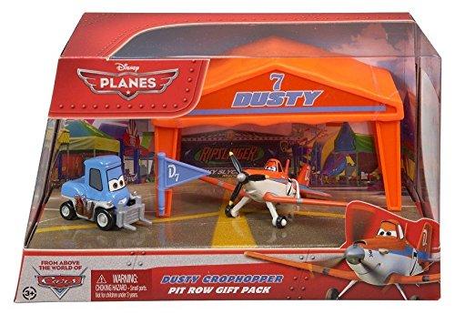 Planes - Box-Hangar de Carreras, Dusty Crophopper (Mattel Y5736)