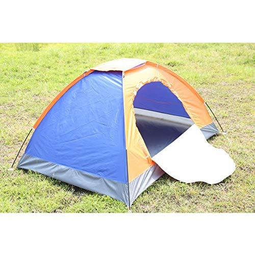 Hof Vorzelt Tourismus Klettern Doppel Camping Picknick Wasserdicht UV-Beweis-Zelt Tuch (Color : C)
