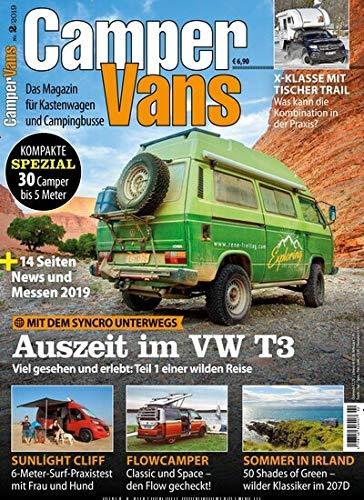 """Preisvergleich Produktbild CamperVans 2 / 2019 """"Auszeit im VW T3"""""""