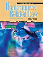Nickles and Epstein's Black Letter Outline on Bankruptcy and Related Law, 2d