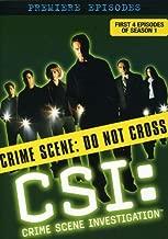 C.S.I.: Crime Scene Investigation - The Premiere Episodes
