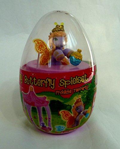 Filly Butterfly Spielset (Mega-Ei), Fröhliche Teeparty mit exclusivem BEA-Filly (mit Teekanne)