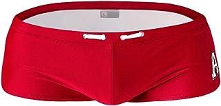 Minikimi Zwemshort voor mannen, comfortabel ademend, nauwsluitend en sexy strandpak met uv-bescherming.